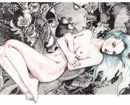 Featured Artist - Watercolor Natalia Jhete