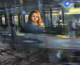 Featured Artist Katelyn Alain - Passing