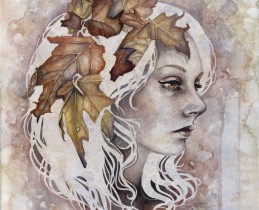 Featured Artist Kelly McKernan - Anamnesis