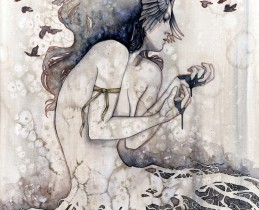 Featured Artist Kelly McKernan - Fester