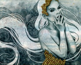 Featured Artist Kelly McKernan - Vestige