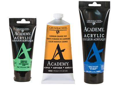 Academy Acrylics