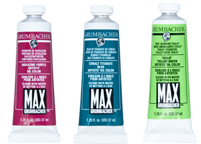 Max Water Mixable Oils