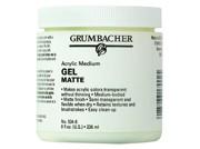 Acrylic Matte Gel, 8 oz