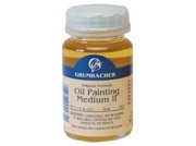 Oil Painting Medium II – Slow Dry, 2.5 oz
