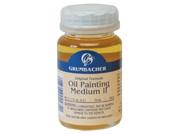 Oil Painting Medium II – Slow Dry, 2.5 oz