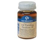 Oil Painting Medium III – Rapid Dry, 2.5 oz