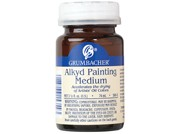 Alkyd Painting Medium, 2.5 oz