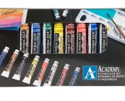 10 Academy Watercolor Set
