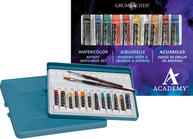 product categories watercolor sets grumbacher art