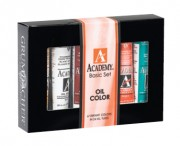 6 Academy Oils, Basic Set
