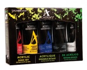 5 Academy Acrylics, Basic Set