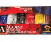 6 Academy Acrylics, Intro Set