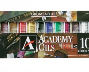 10 Academy Oils Set