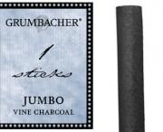 Jumbo Vine Charcoal, 1 pk