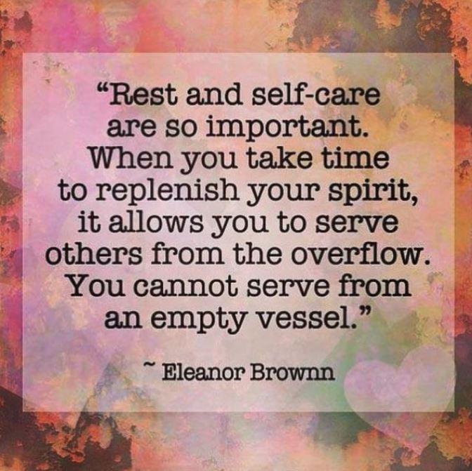 Self Care quote 2